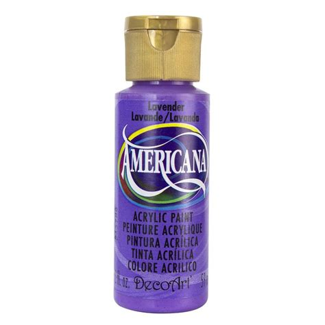 home depot paint lavender decoart americana 2 oz lavender acrylic paint dao34 3