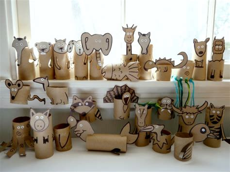 craft things to do with toilet paper roll crafts for c r a f t