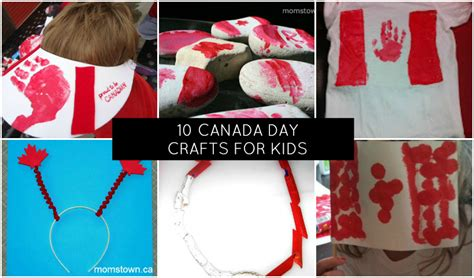 canada day crafts for ottawa in canada day crafts