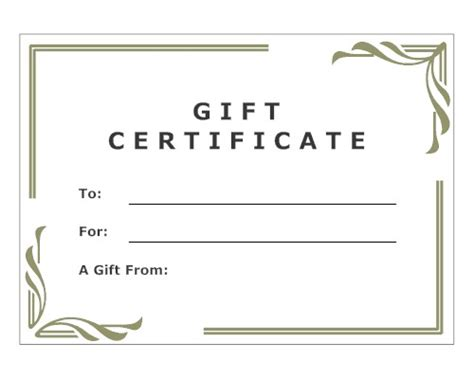 how to make gift cards for business gift certificate labor of doula childbirth