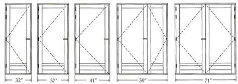 exterior door width average exterior door size door size supreme standard