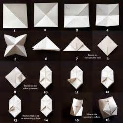 origami box lantern diy transform lights into adorable mini