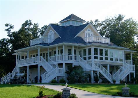 Southern Plantation Floor Plans coastal cottage house plans island cottage crawlspace