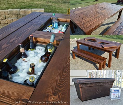 diy patio table plans plans to build wood patio table wooden furniture plans
