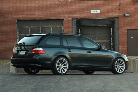2008 Bmw 535xi by 2008 Bmw 535xi Touring 6 Speed For Sale On Bat Auctions