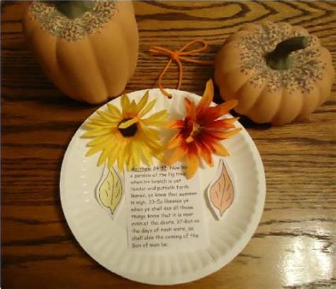 paper plate fall crafts fall craft paper plate ye craft ideas