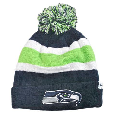 seahawks knit hat seattle seahawks nfl breakaway knit beanie cap