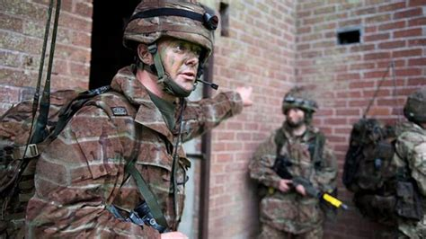 british army to be issued new urban camouflage forces network