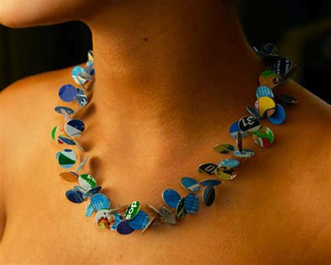 how to make jewelry from recycled materials mana collection stunning recycled jewelry by touch