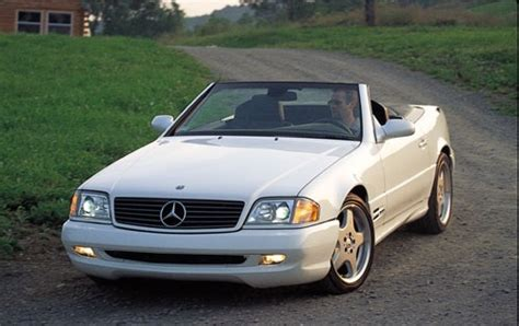 used 2001 mercedes benz sl class for sale pricing features edmunds