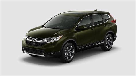 2017 Honda Crv Green by 2017 Honda Cr V Color Options