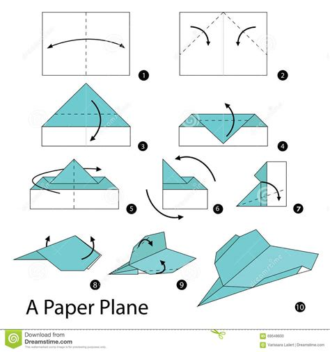 how to make an origami plane step by step how to make origami a paper