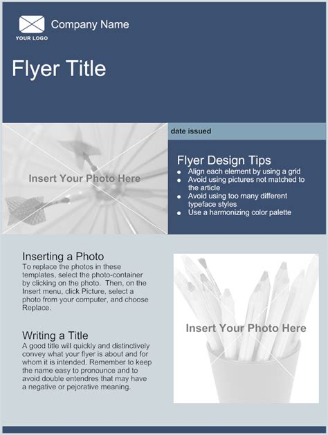 flyer template free flyer templates make flyers brochures and more in minutes