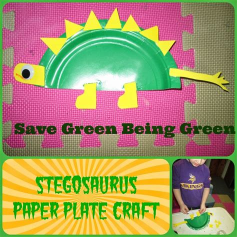stegosaurus paper plate craft 25 best images about paper plate crafts on cow