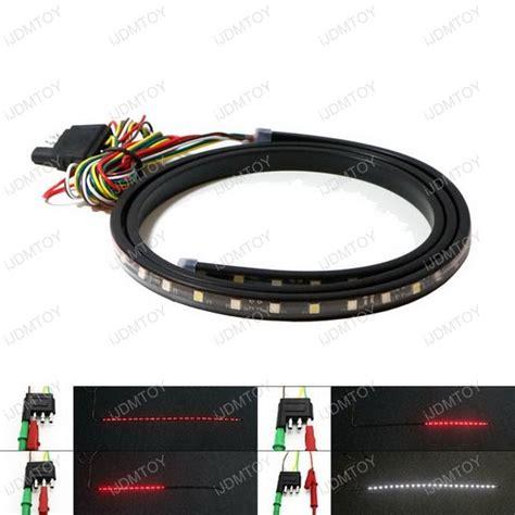 led backup light bar 60 quot trunk tailgate white led light bar for