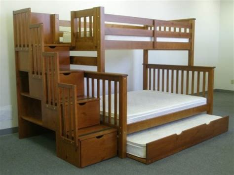 bunk beds with stairs and trundle bunk beds with stairs and slides