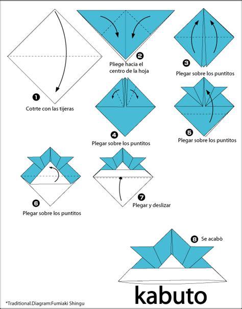 origami samurai hat origami kabuto