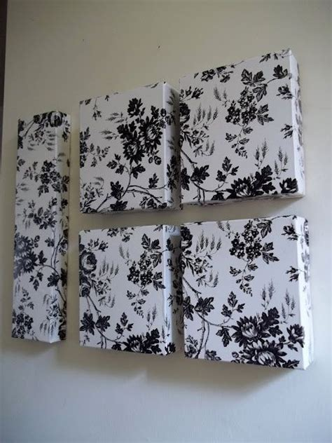 contact paper craft ideas dollar tree contact paper and used boxes wall craft