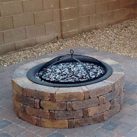 propane outdoor firepit build outdoor pit propane modern patio outdoor
