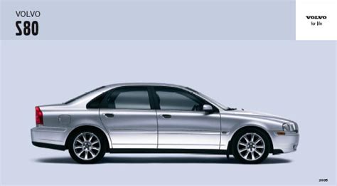 service manual online repair manual for a 2005 volvo s80 volvo s80 2000 2001 2002 2003 2004