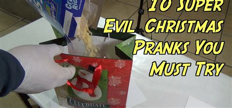 pranks for gifts 10 evil gift pranks you can do this