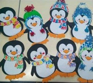 winter crafts for at school penguin craft idea for crafts and worksheets for