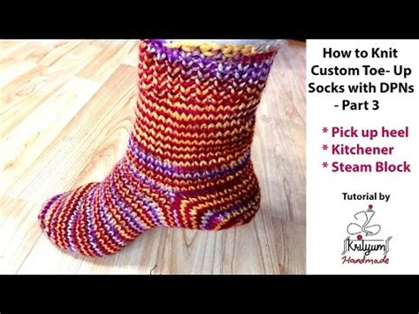 how to knit the toe of a sock tutorial 8 how to knit custom toe up socks with dpns