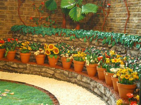 garden pots file plasticine garden pots jpg