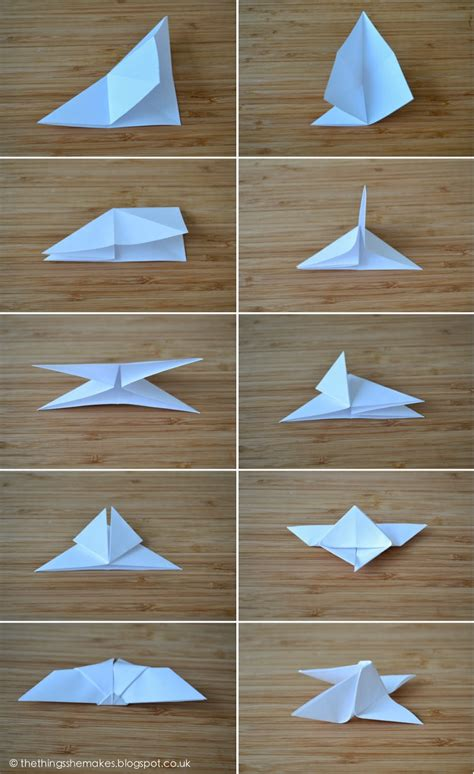 origami butterfly steps how to make origami butterflies the things she makes