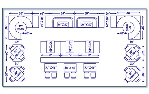 blueprint layout seatingexpert restaurant seating chart design guide