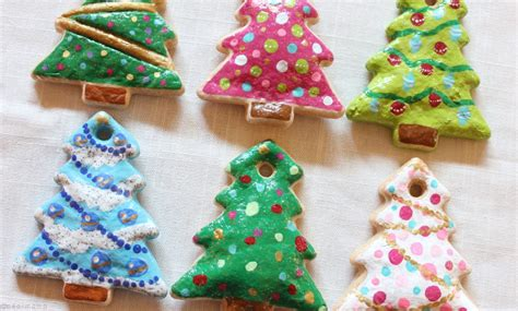 salt dough tree ornaments salt dough decorations for tree rainforest