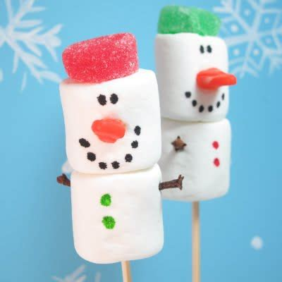 9 Easy Edible Winter Crafts For