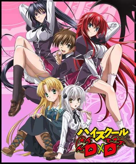 highschool dxd highschool dxd high school dxd photo 30542364 fanpop