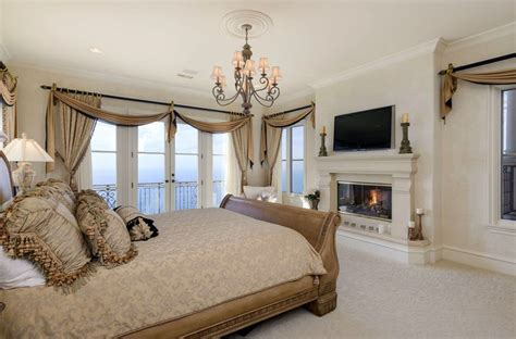 master bedroom fireplace luxury master bedrooms with fireplaces
