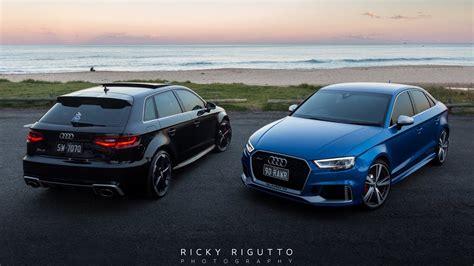 2015 Audi Rs3 Sedan by 2018 Audi Rs3 Sedan Vs 2015 Rs3 Sportsback Exhaust