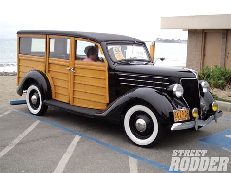 Ford Woody by 1936 Ford Woody