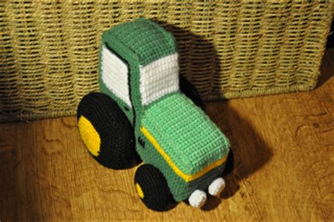 free tractor knitting pattern ravelry tractor pattern by the of crochet