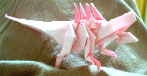 how to make an origami godzilla tanteidan 5th convention book review gilad s origami page