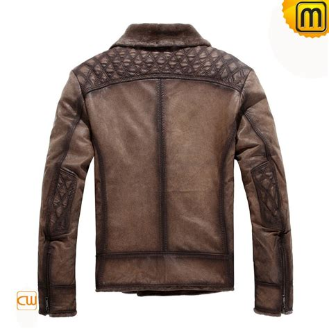 lined leather jacket s fur lined leather jackets cw819084