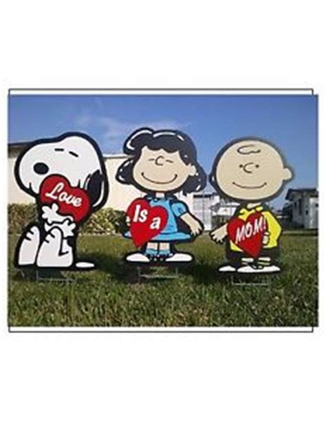 s day outdoor decorations snoopy mothers day outdoor decorations ebay