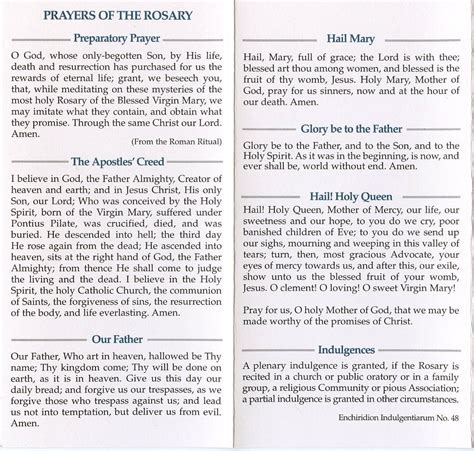rosary prayer prayers on catholic prayers catholic and how