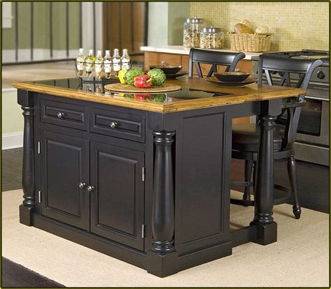 movable kitchen islands with stools portable kitchen island with stools home design ideas