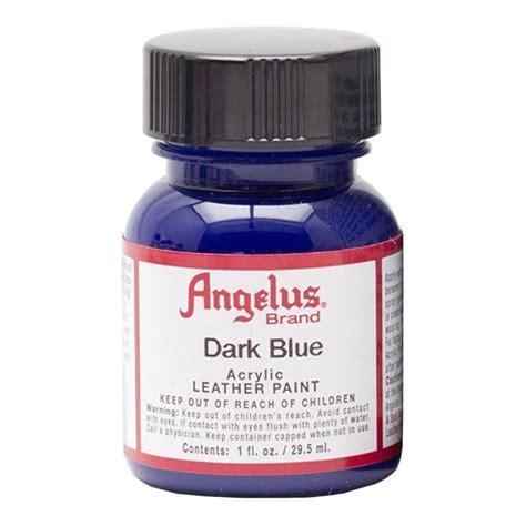 angelus paint legend blue buy angelus leather paint 1 oz blue