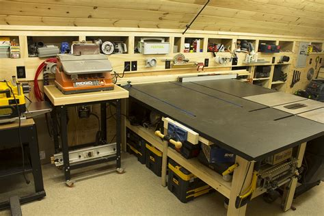woodworking garage woodshop workshop 2nd floor of garage