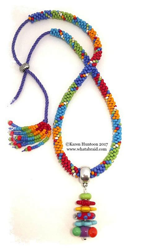beaded kumihimo necklace patterns 1036 best images about kumihimo patterns on