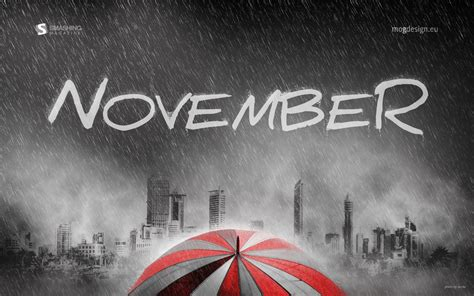 for november november wallpapers wallpaper cave