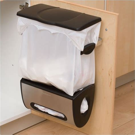 kitchen cabinet garbage can 5 space saving solutions to mount inside kitchen cabinet