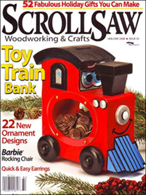 scroll saw woodworking and crafts magazine scroll saw woodworking crafts magazine pdf 187 plansdownload