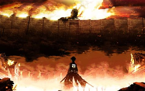 attack on titan 6 attack on anime wallpaper 1920x1200 by abdu1995