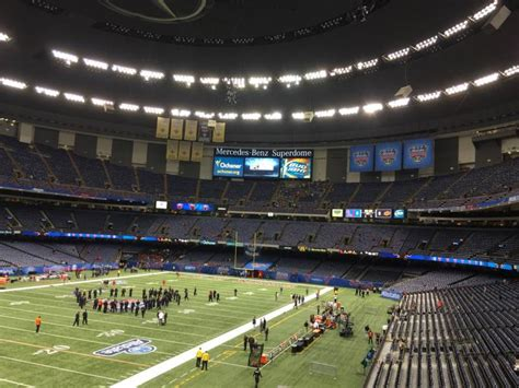 Where Is The Mercedes Superdome by Mercedes Superdome Level 3 300 Level Home Of New